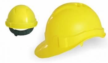 Casco de seguridad industrial génesis sin ventilación