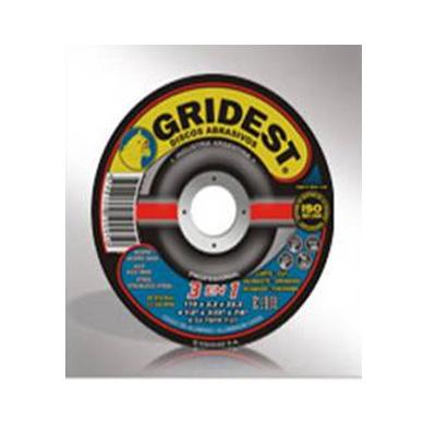 Disco de corte GRIDEST - Calidad y Trayectoria
