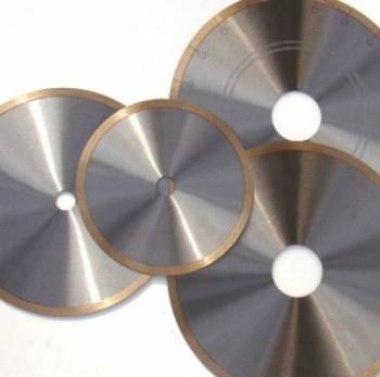 Disco de corte diamantado - Aplicaciones y características